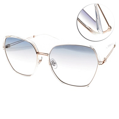 MOLSION太陽眼鏡 Angelababy代言/透明金-漸層藍 #MS6073 B90