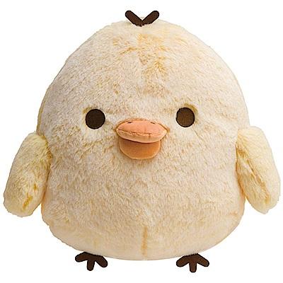 拉拉熊果子露系列長毛絨公仔 (L)。小雞 San-X