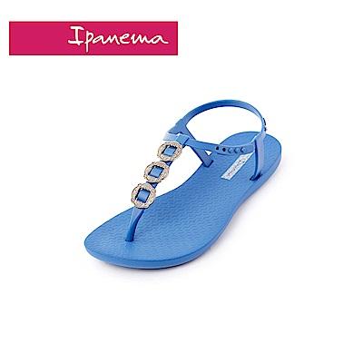 IPANEMA classic glam-elegant系列T字涼鞋-寶藍色