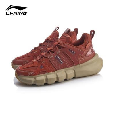 LI-NING 李寧 20悟道Infinite 時尚潮流休閒鞋-男 焦糖熏香杏 (AGBQ031-5)