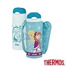 THERMOS膳魔師不鏽鋼真空保冷瓶0.4L(FHL-400FDS-SNW)