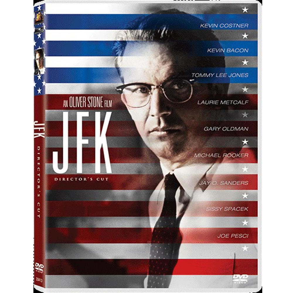 誰殺了甘迺迪 JFK  DVD