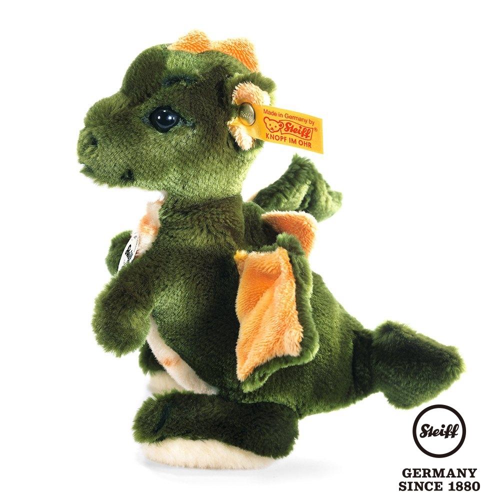 STEIFF德國金耳釦泰迪熊 Raudi Dragon Boy 小恐龍