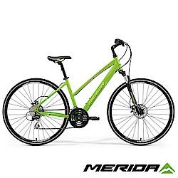 (無卡分期-12期)《MERIDA》城市休旅車 Crossway克洛威 20-MD Lady綠