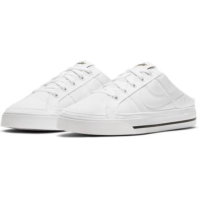 NIKE 耐吉 拖鞋 穆勒鞋 運動鞋 女鞋 白 DB3970-100 WMNS COURT LEGACY MULE