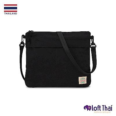 Loft THAI | 泰.防撕裂輕量隨行包 | Black