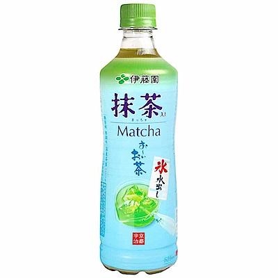 伊藤園 抹茶入綠茶飲料(525ml)