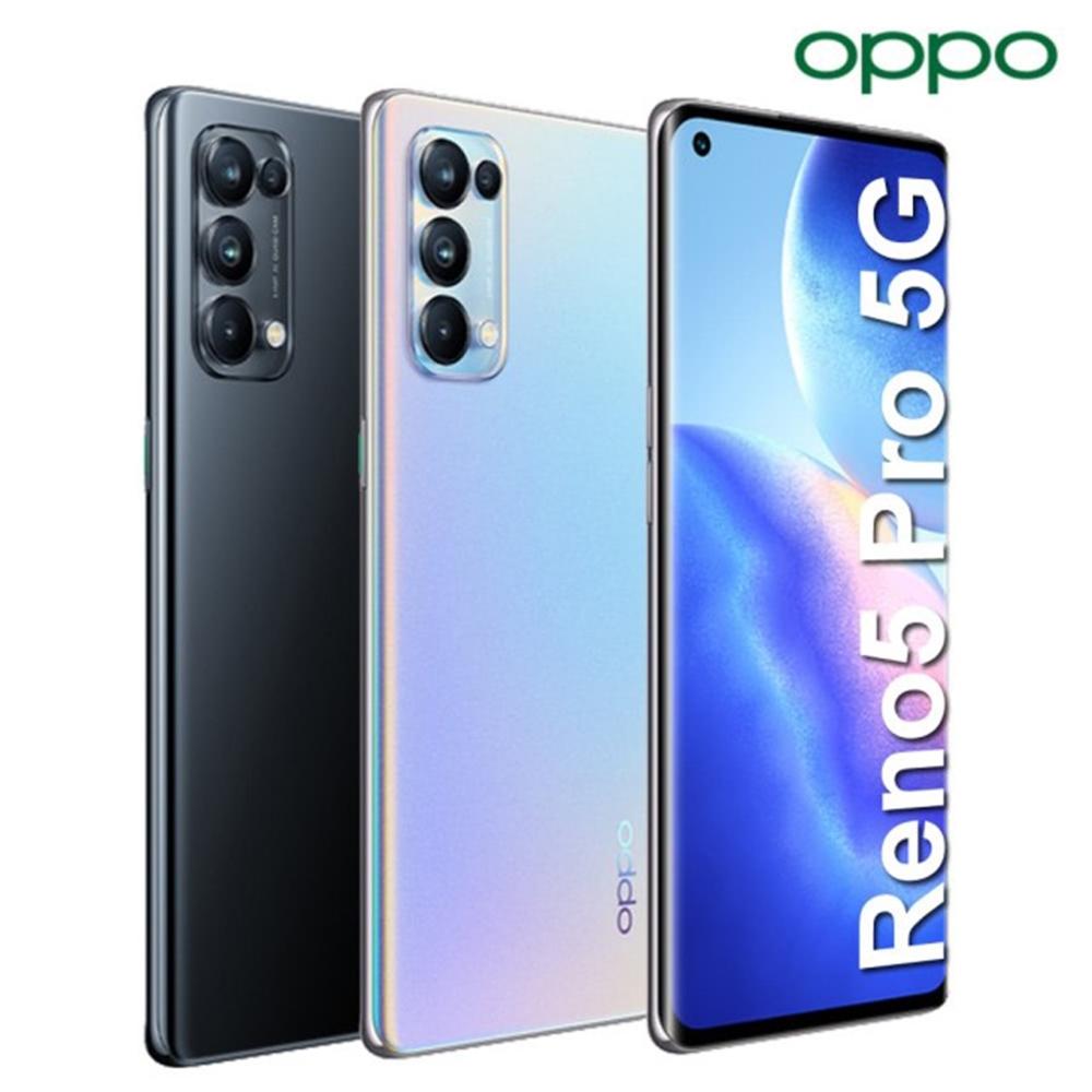 OPPO Reno5 Pro (12G/256G)6.55 吋八核心 5G手機