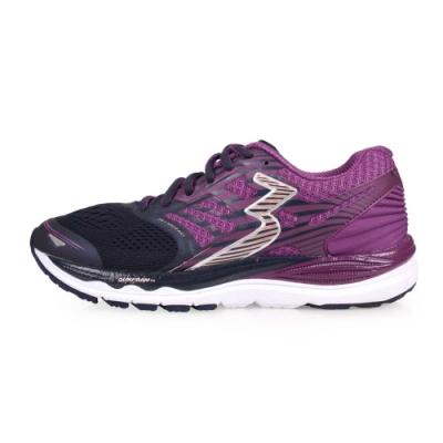 361度 361° 女慢跑鞋-訓練 路跑 深藍紫