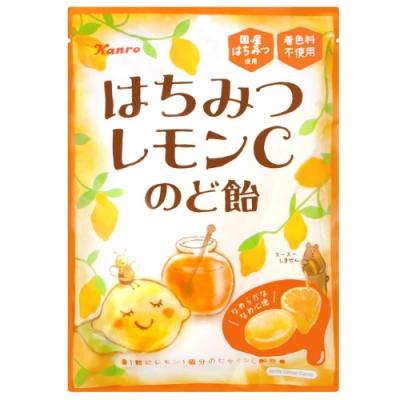 Kanro 蜂蜜檸檬喉糖(90g)