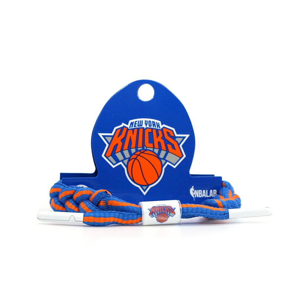 RASTACLAT NBA經典鞋帶手環 尼克隊