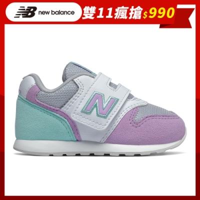 【New Balance】童鞋_中性_淺紫_IZ996PLQ-W楦