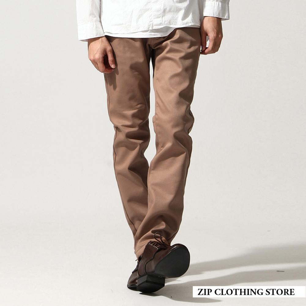 ZIP日本男裝 機能性內刷毛暖褲(12色)