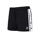 FILA #LINEA ITALIA 針織短褲-黑色 5SHT-5424-BK