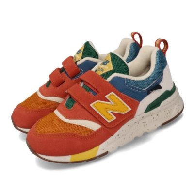 New Balance 休閒鞋 PZ997HCZW 寬楦 童鞋