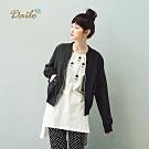 特降【Dailo】騎士風短版夾克-外套(三色)