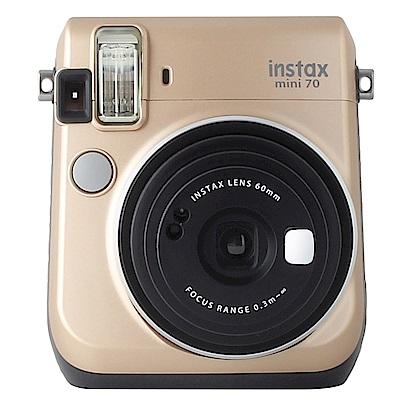 拍立得 FUJIFILM instax mini 70 相機(公司貨)