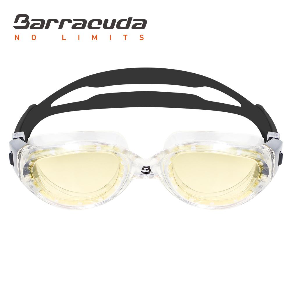 巴洛酷達 成人抗UV防霧泳鏡 Barracuda MANTA #13535