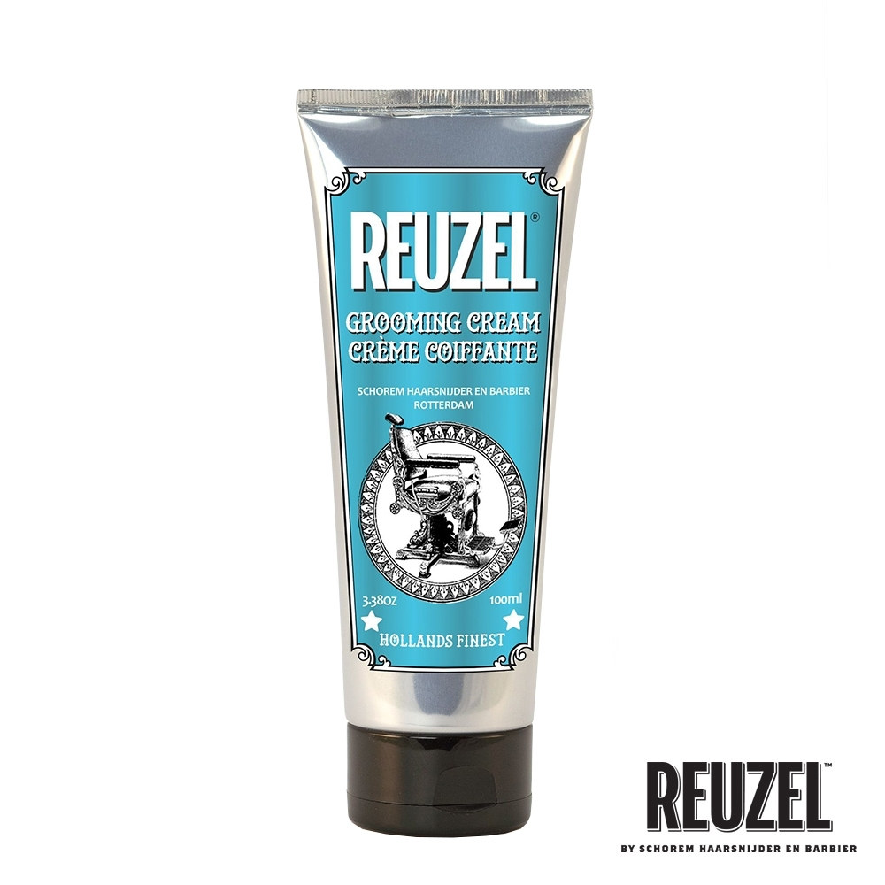 REUZEL Grooming Cream 保濕豐盈打底順髮乳 100ml product image 1