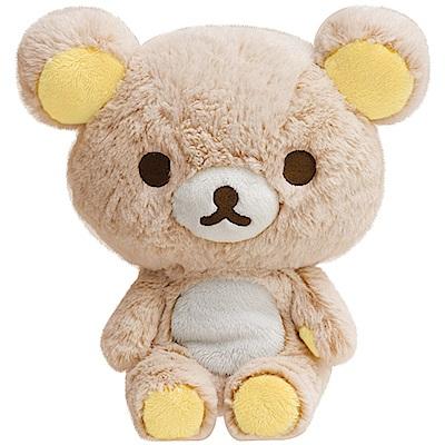 拉拉熊果子露系列長毛絨公仔。懶熊 San-X