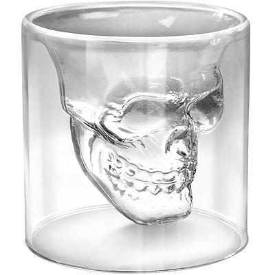 《KitchenCraft》Fred骷髏頭威士忌杯(75ml)