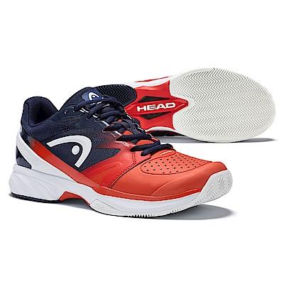 HEAD Sprint Pro 2.0 紅土 男網球鞋-紅/鳶尾黑 273118