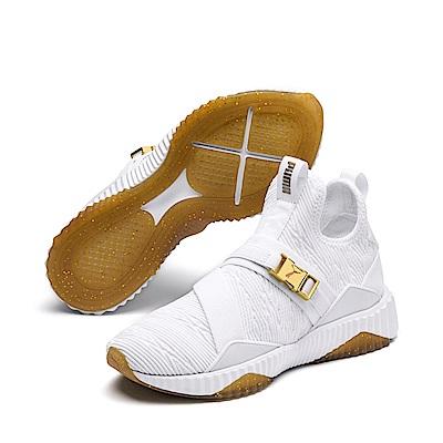 PUMA-Defy Mid Varsity Wns女運動鞋-白色