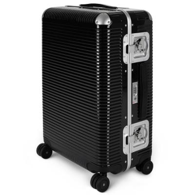 FPM MILANO BANK LIGHT Licorice Black系列 27吋行李箱 爵士黑 (平輸品)