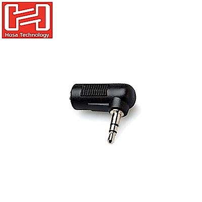 Hosa鍍金GMP-272垂直立體聲耳機3.5mm轉接器TRS耳機轉接頭