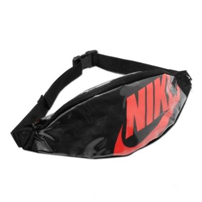 Nike 腰包 Heritage Hip Pack 男女款 斜背包 外出 穿搭 輕便 手機包 黑 紅 CK7914010