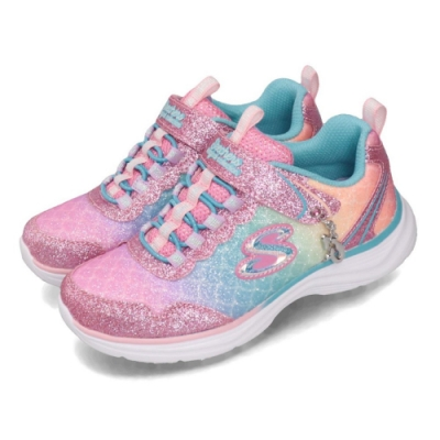 Skechers 休閒鞋 Glimmer Kicks 童鞋