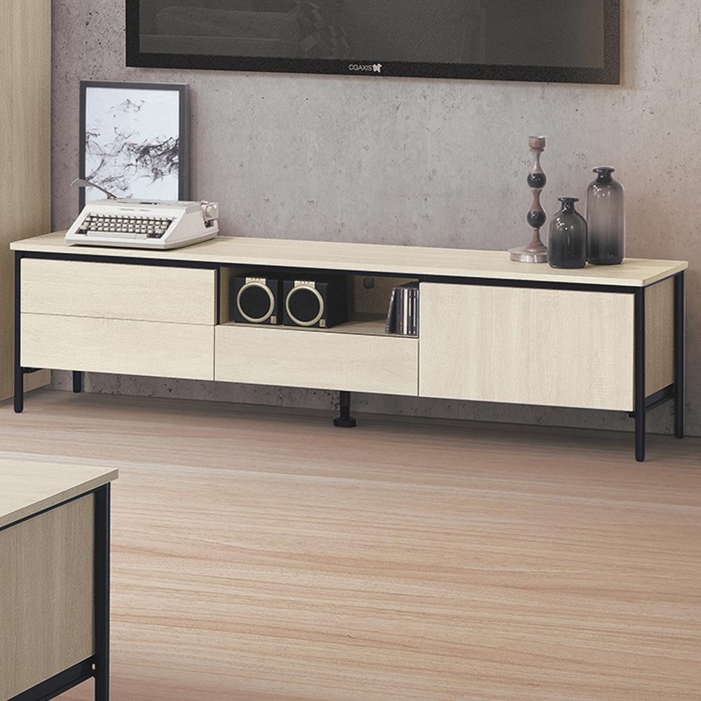 Boden-維森6尺電視櫃/視聽長櫃-180x40x46