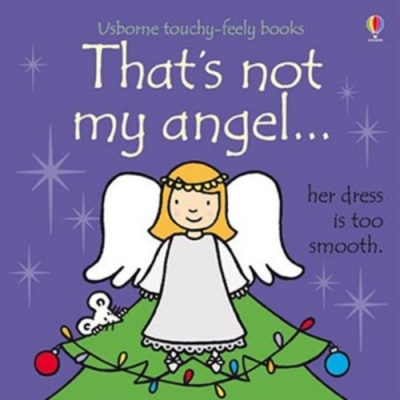 That s Not My Angel 那不是我的天使觸摸書