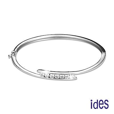 ides愛蒂思 日韓風尚輕珠寶系列晶鑽手鍊手環/都會