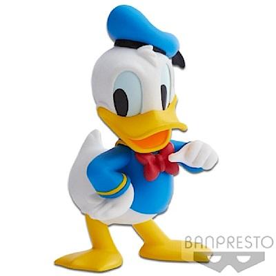 任選 迪士尼Q Posket 毛茸茸A唐老鴨 BD35689 Banpresto