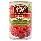 S&W 義式燉番茄(411g)