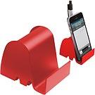REFLECTS 大象置物手機座(紅)