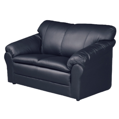 文創集 麥卡隆台灣製半牛皮革獨立筒二人座沙發椅-220x94x76cm免組