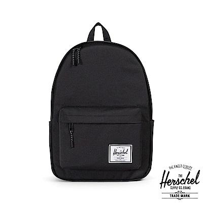 Herschel Classic XL 後背包-黑色
