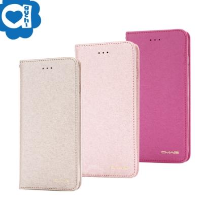 亞古奇 Samsung Note 10 (6.3吋) 星空粉彩系列皮套-金粉桃