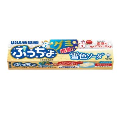 味覺糖 普超條糖-雪色汽水味(50g)