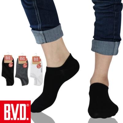 [時時樂限定] BVD細針低口直角女襪(12雙組)台灣製造