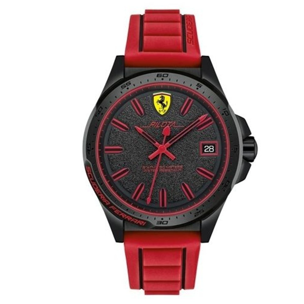 FERRARI 法拉利極勁計時腕錶/45MM/FA0830424