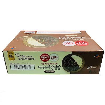 CJ 韓式炸醬飯(280gX6入)
