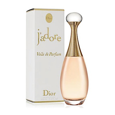 Dior 迪奧J Adore Voile 真我情柔女士淡香水100ml(有盒裝)