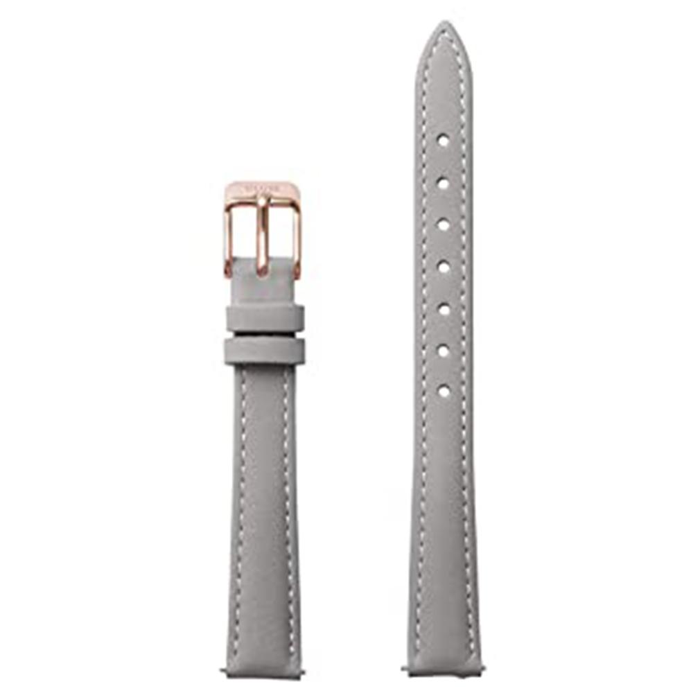 CLUSE  12mm 灰色真皮錶帶