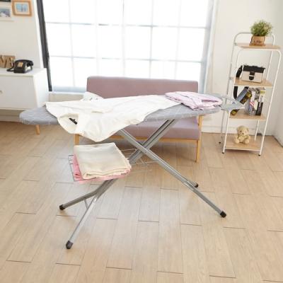 【ikloo】摺疊式家用燙衣板(簡約風)