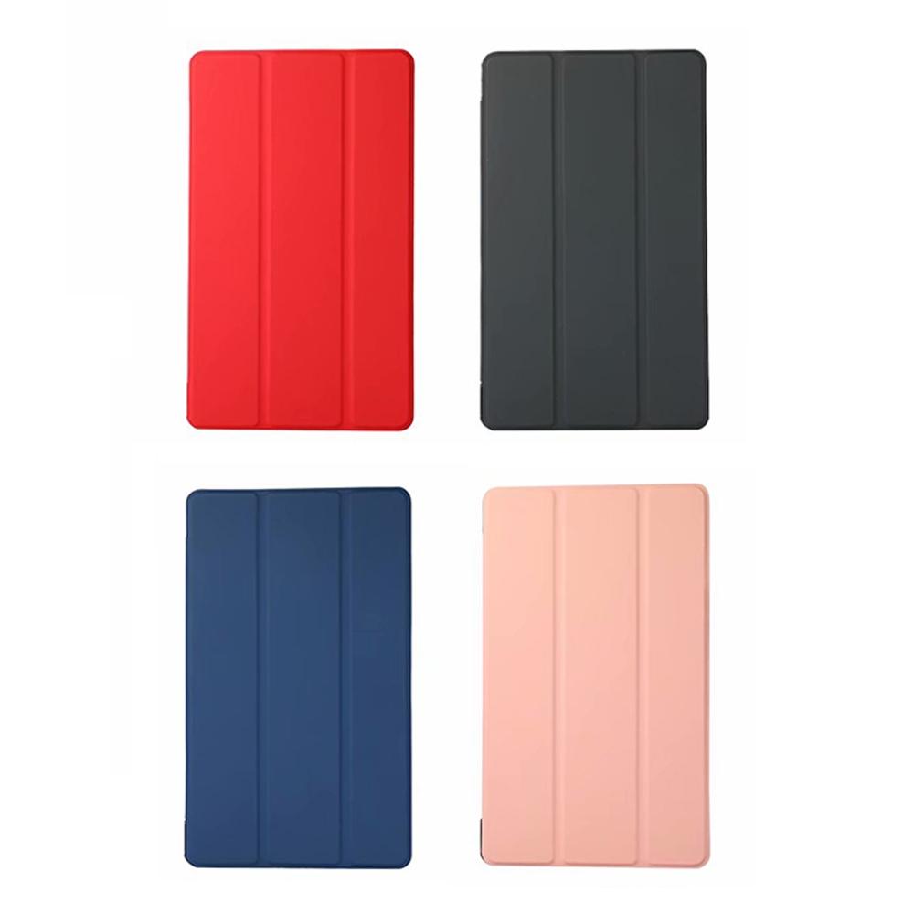簡約摺疊 Samsung Galaxy Tab A7 Lite 8.7吋 平板三折保護套(4色)