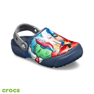 Crocs 卡駱馳 (童鞋) 趣味學院漫威英雄小克駱格 205505-410