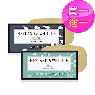 *H&W英倫薇朵 植萃手工香氛皂150g 買一送一